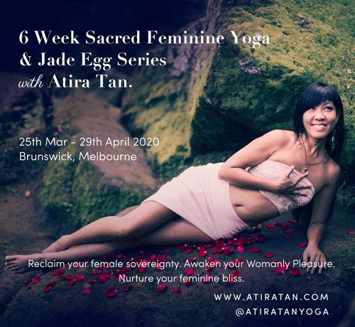 Sacred Feminine Yoga